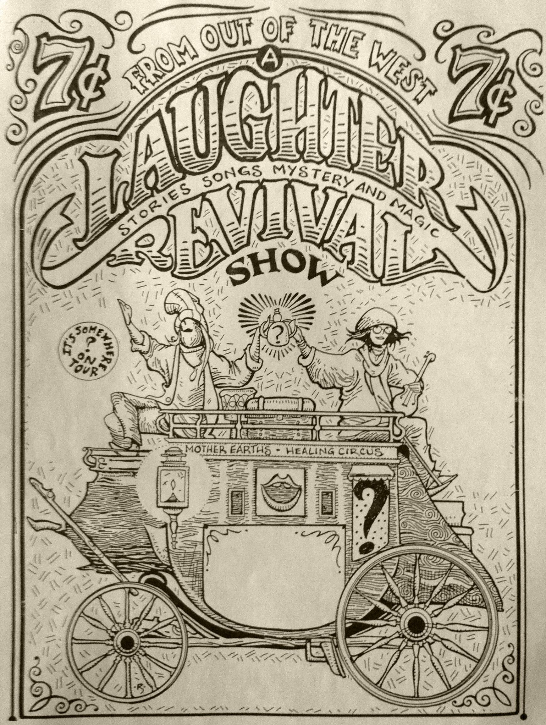 Laughter Revival Tour